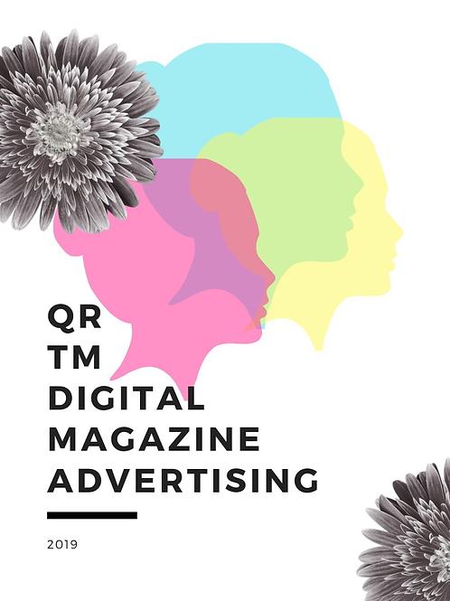 QRTM Advertising Sponsor-1/4 Page