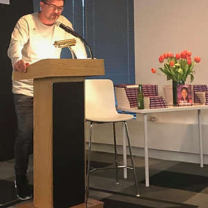 """Reading & Signing at Publis Groupe """"Pub Talk"""" (New York)"""