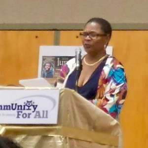 Keynote speaker, Community for All Juneteenth event ( Ann Arbor, MI )