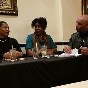 "African American Literary Awards presents ""Authors Corner"" (Melba's New York)"