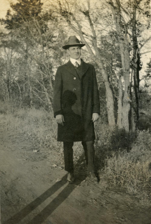 My Grandfather, Ed Hitchcock