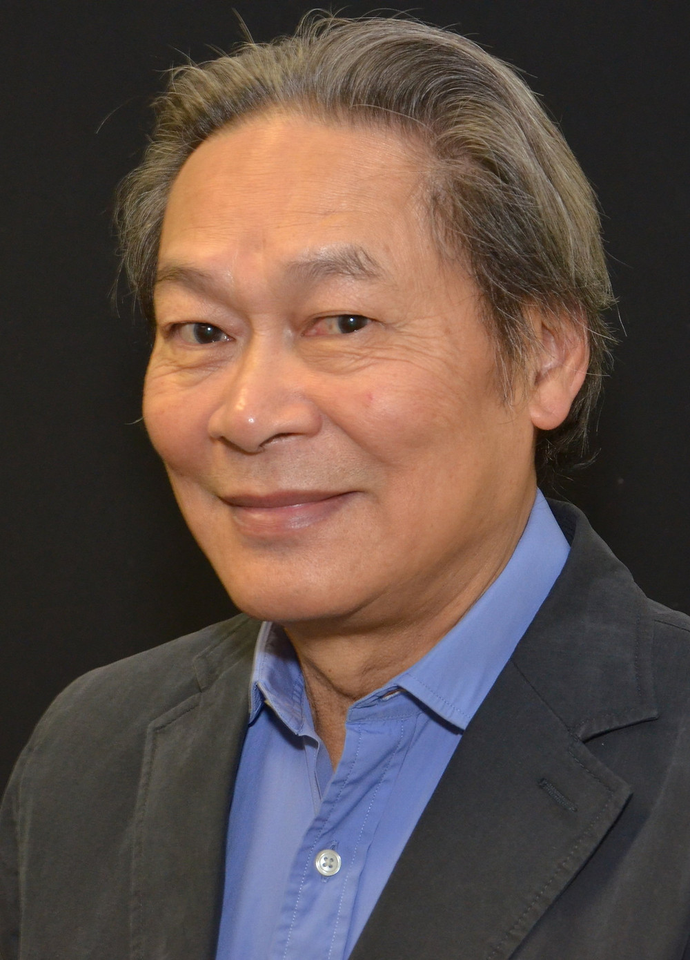 Peter Kwong (1941-2017) - Photo: Hunter College