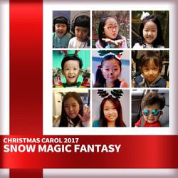 CHRISTMAS CAROL 2017 SNOW MAGIC FANT
