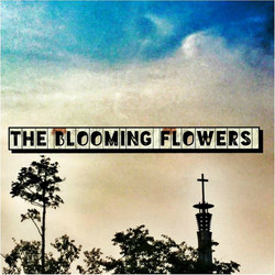 The blooming flowers