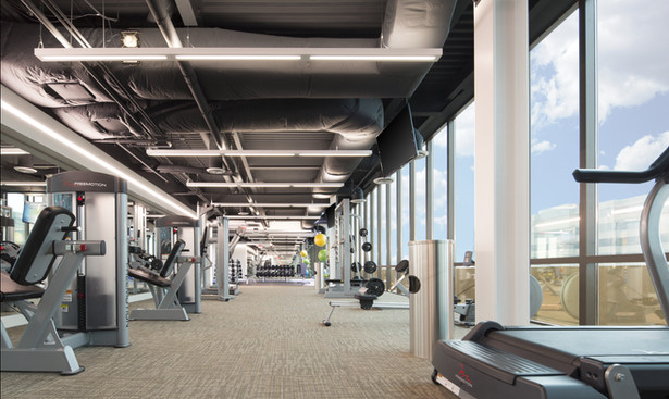 Campbell Centre Fitness