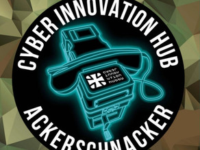 Podcast with Bundeswehr Cyber Innovation Hub