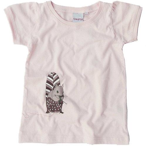 """T-Shirt Girls """"Eichhörnchen"""""""