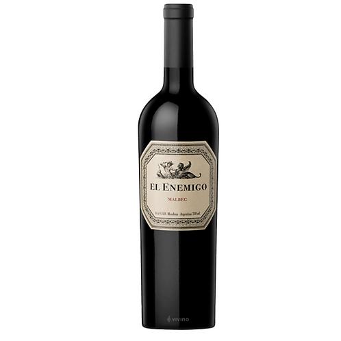 Vino El Enemigo Malbec 750 ml