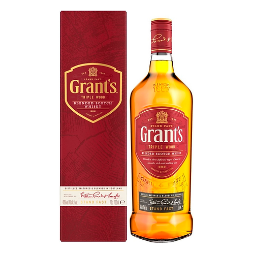 Whisky Grant´s Triple Wood Litro