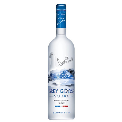 Grey Goose Vodka Litro