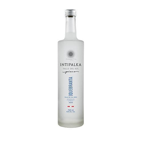 Pisco Intipalka Quebranta 750 ml