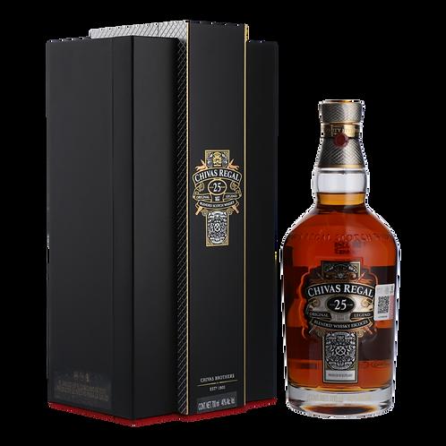 Chivas Regal Scotch Whisky 25 Años Blended 700ml