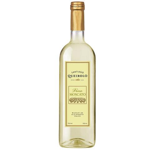 Santiago Queirolo Vino Semi Seco Moscato
