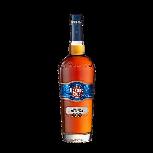 Havana Club Selección de Maestros Rum Cuba 700Ml