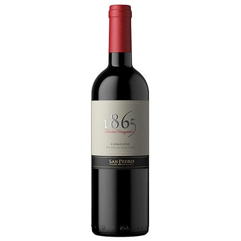 San Pedro 1865 Selected Vineyards Carmenere