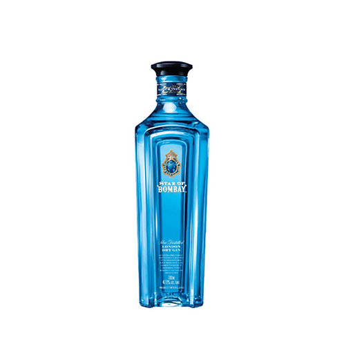 Star of Bombay London Dry Gin 750 ml