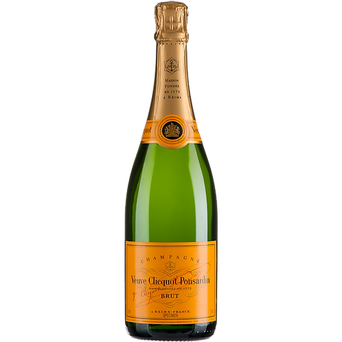 Champagne Veuve Clicquot 750 ml