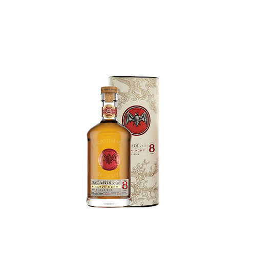 Bacardí Ron Superior 8 años 750 ml