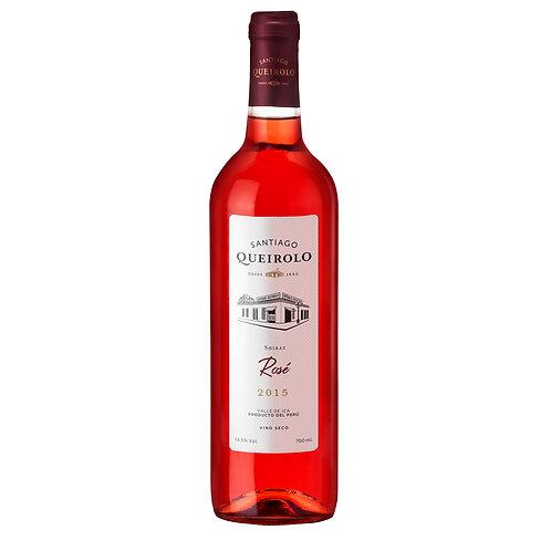 Santiago Queirolo Vino Seco Rosé Shiraz