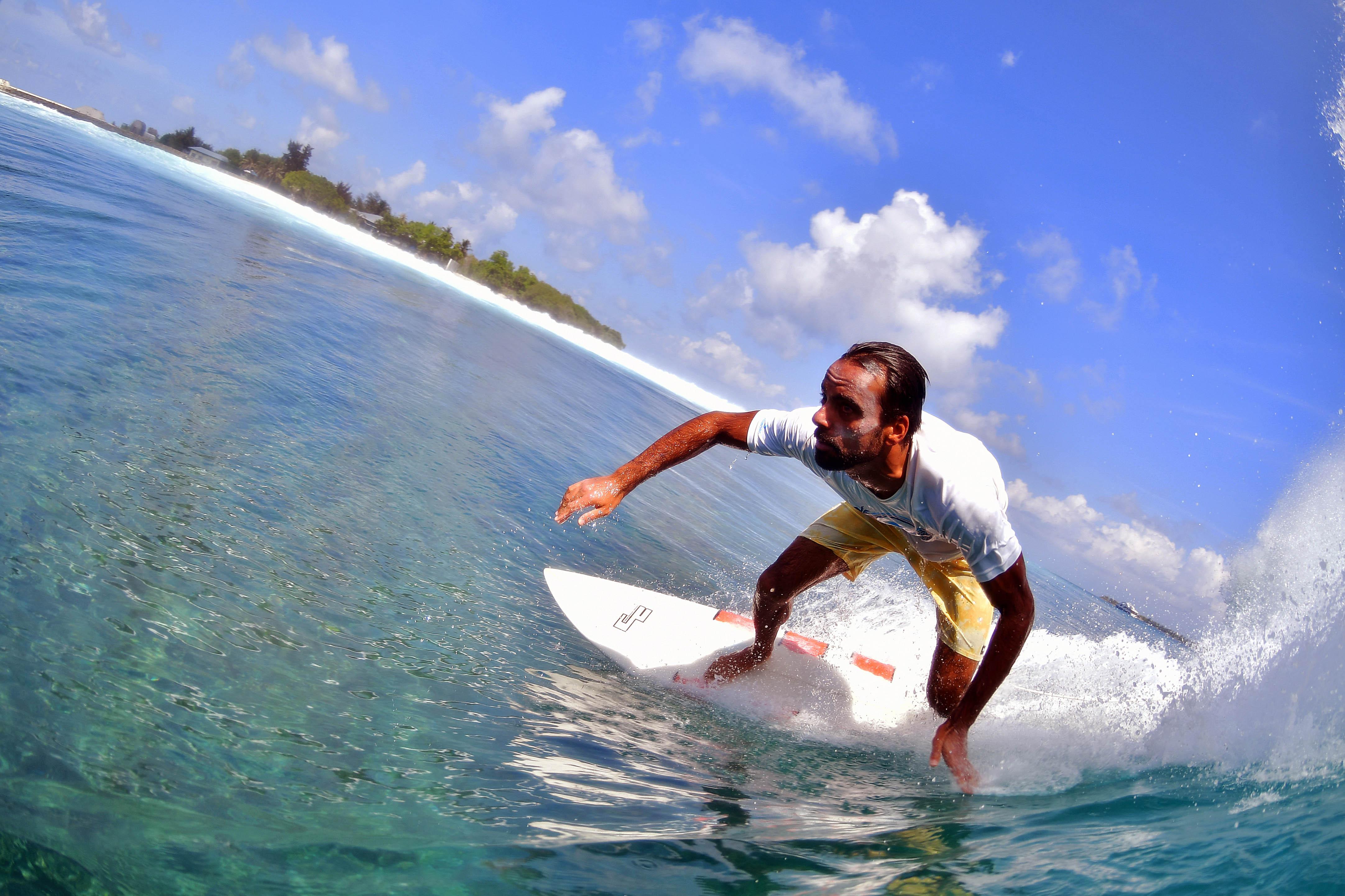 Miguel Gonçalves - Maldivas