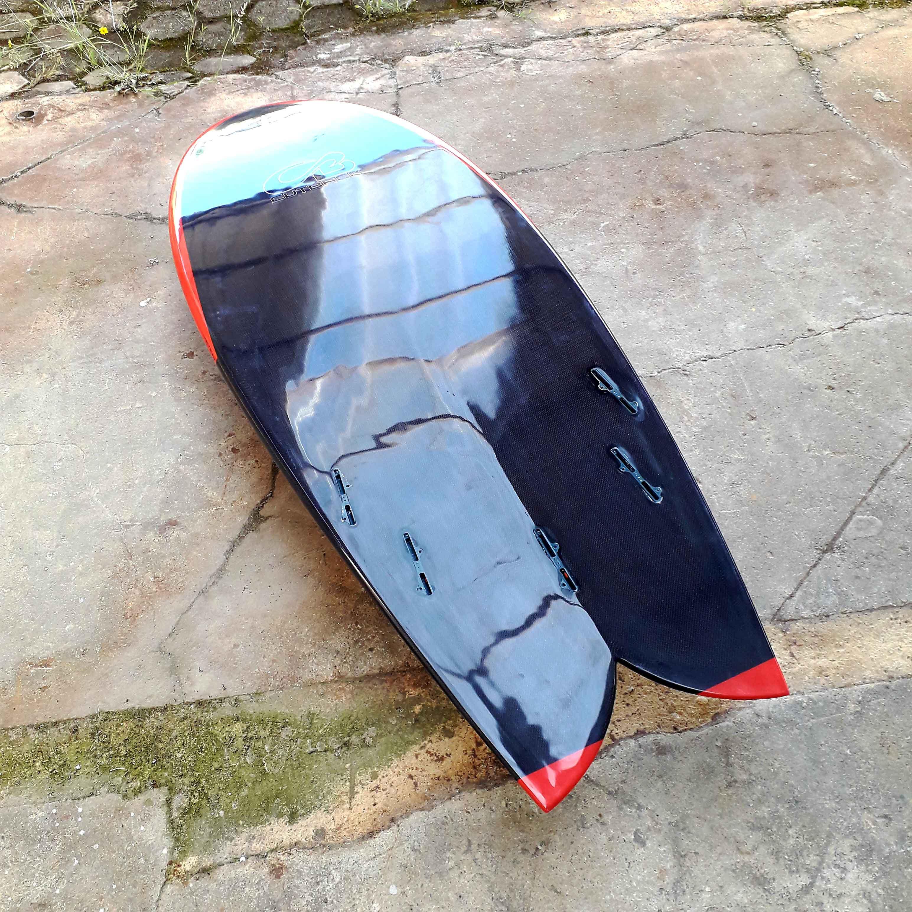 Kneeboard - EPS - Full Carbon