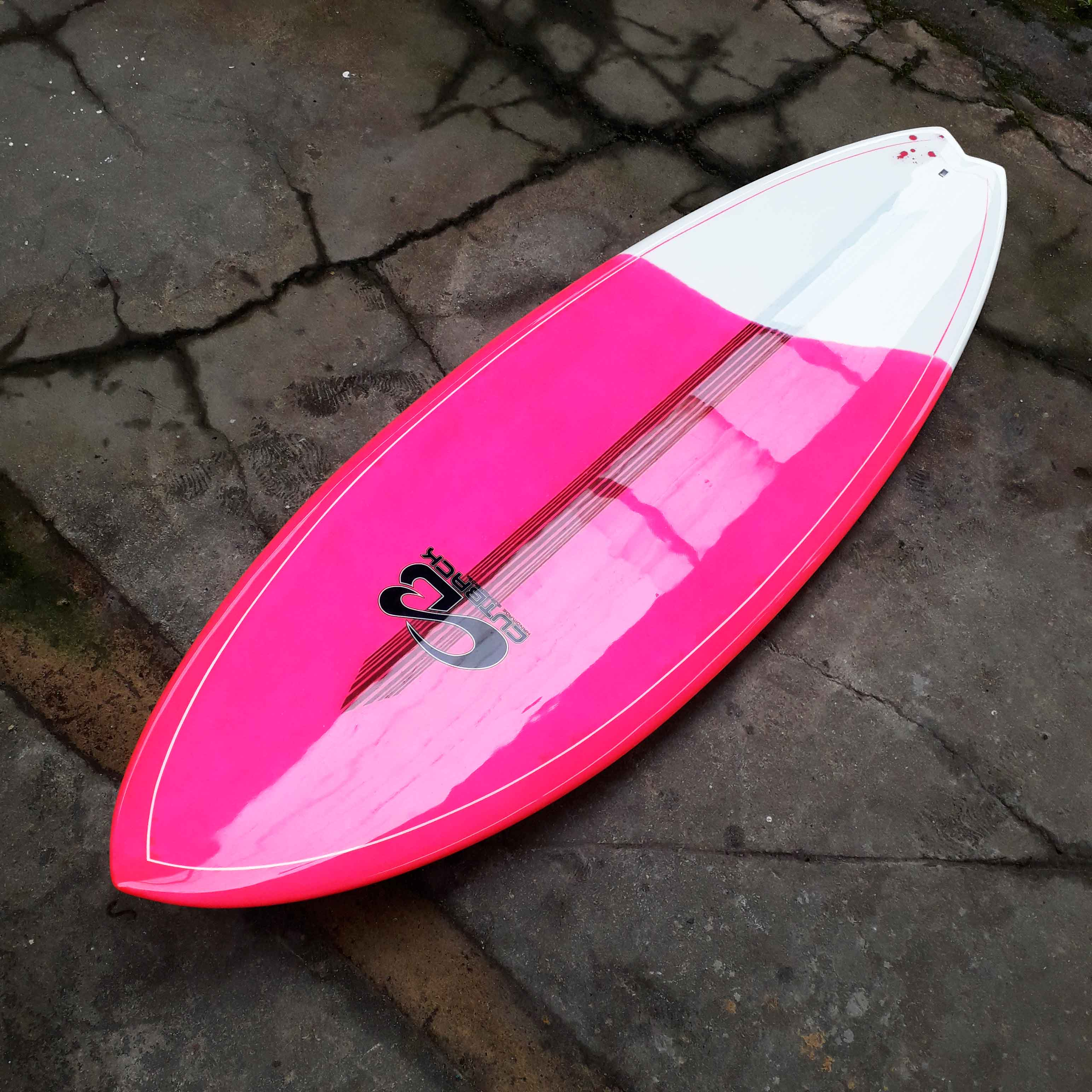 Kneeboard - EPS -Carbon Flex