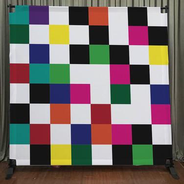 Colorful Checkerboard