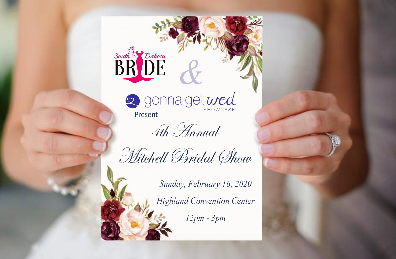 4th Annual Mitchell Bridal Show