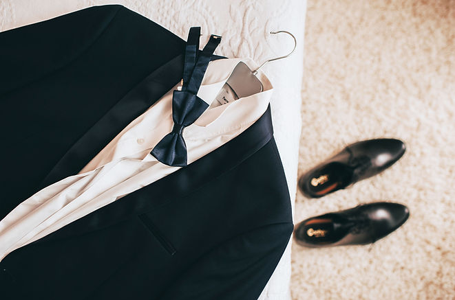 Ready to wear Tuxedo