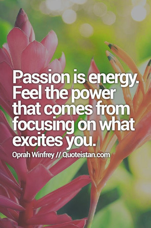 Refresh Your Passion