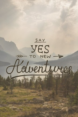 Open Up To New Adventures