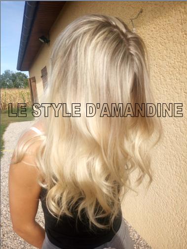 blond polair tendance