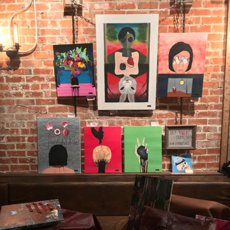 Creative Arts & Music Jam @ The Dirty Bird Lounge Hayward