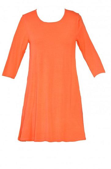 Core Tunic Orange