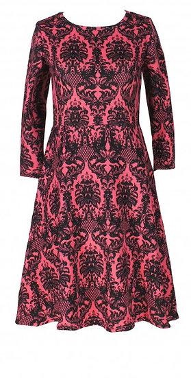 Vanity Dress Short Coral