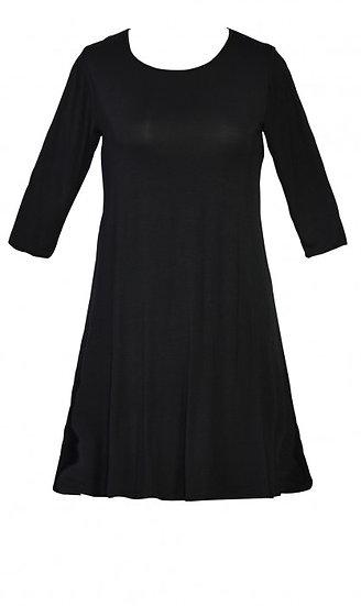 Core Tunic Black