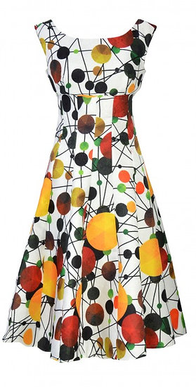Orbit Panel Dress