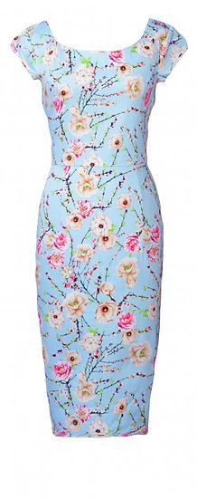 Blossom Fitted Dress