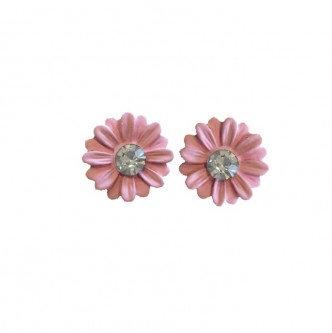 Daisy Earring Pink