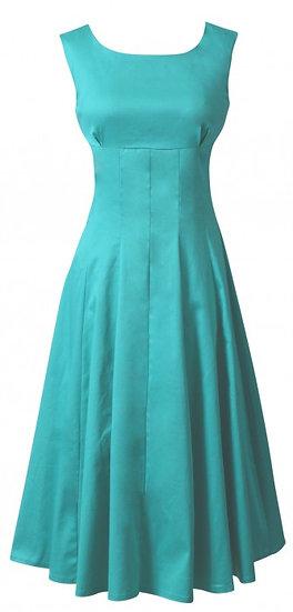 Ramona Flip Dress Aqua