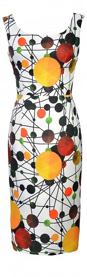 Orbit Fitted Dress