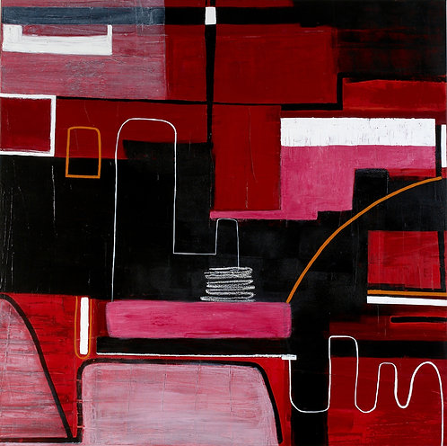 Virginia Baker Woolf - Mind Maze
