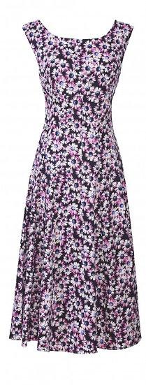 Ascot Sale Dress Cerise