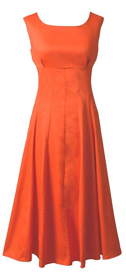 Ramona Flip Dress Orange