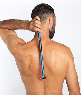 back razor back shaver long handle