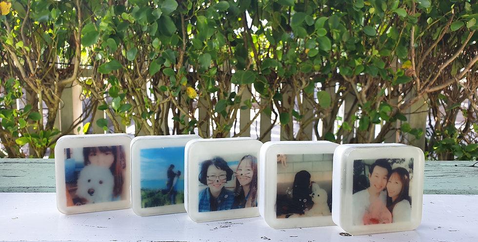 Customised Photo Soap