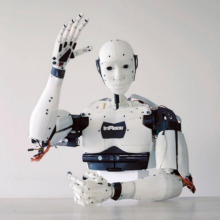 Робот Inmoove