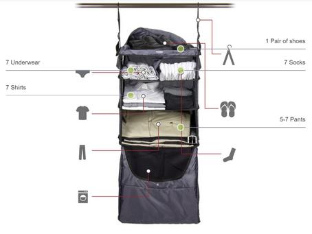 رايز جير حقائب سفر وأكثر