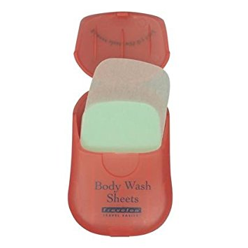 Travelon Body Wash Sheets