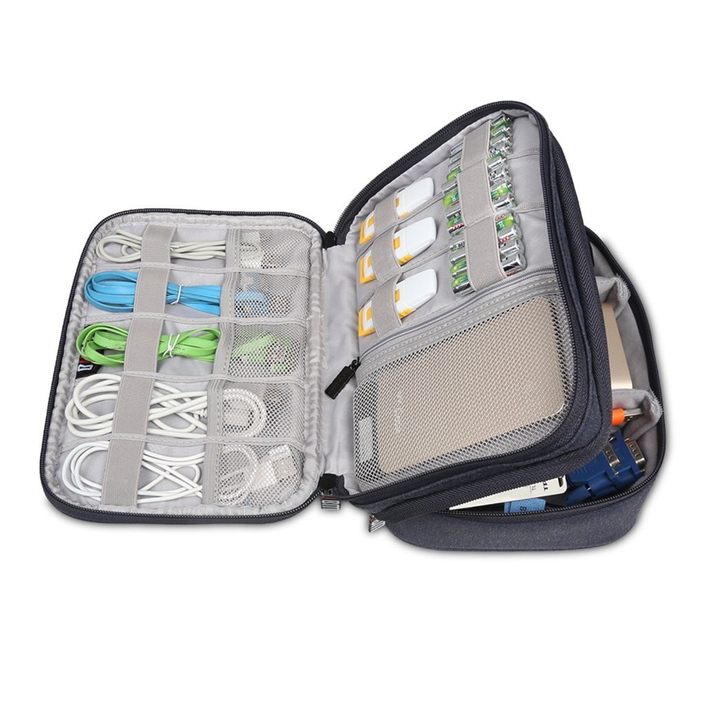 Chargers & Cables Organizer 3